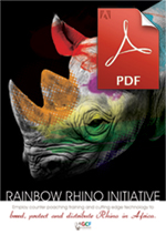 Download the Rainbow Rhino Initiative Brochure