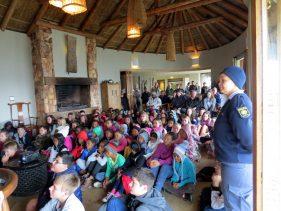 Anti Poaching Presentation Photo by Yoka Wright